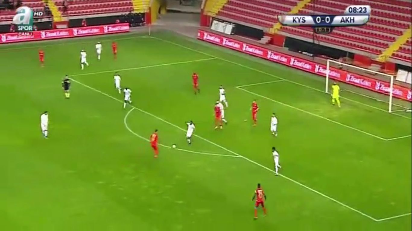 07-02-2018 - Kayserispor 2-2 Akhisar Belediye Genclik Ve Spor (ZIRAAT CUP)