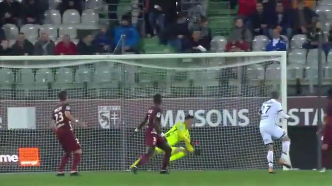 21-10-2017 - Metz 1-2 Dijon