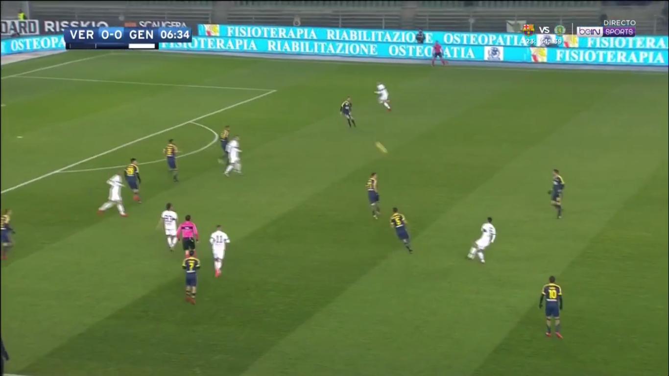 04-12-2017 - Hellas Verona 0-1 Genoa