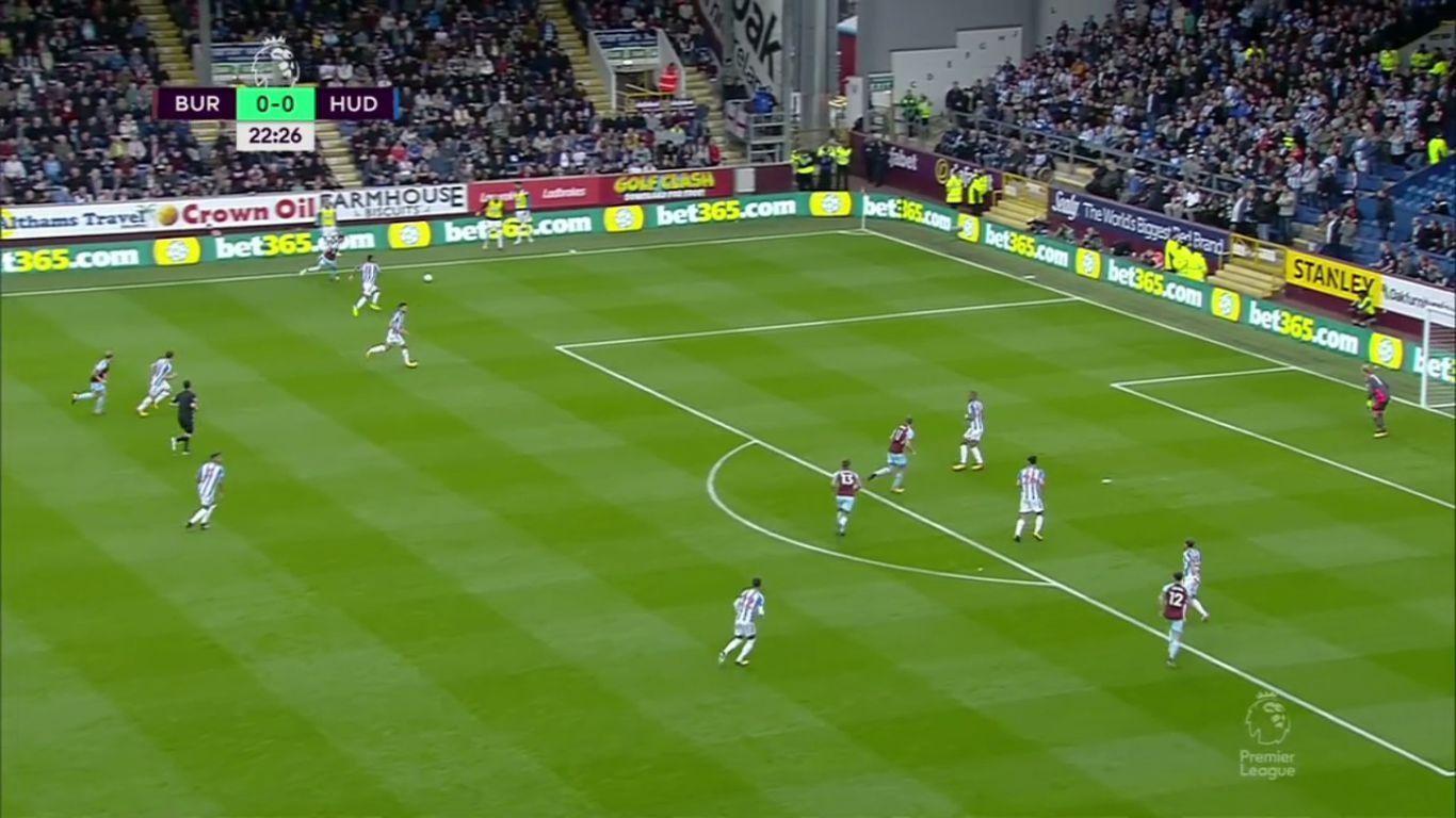 23-09-2017 - Burnley 0-0 Huddersfield Town