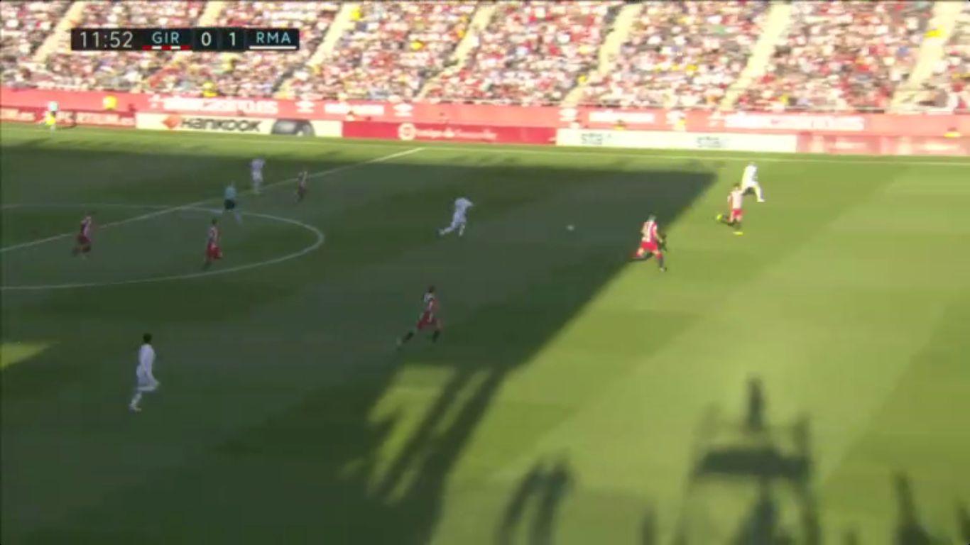 29-10-2017 - Girona 2-1 Real Madrid