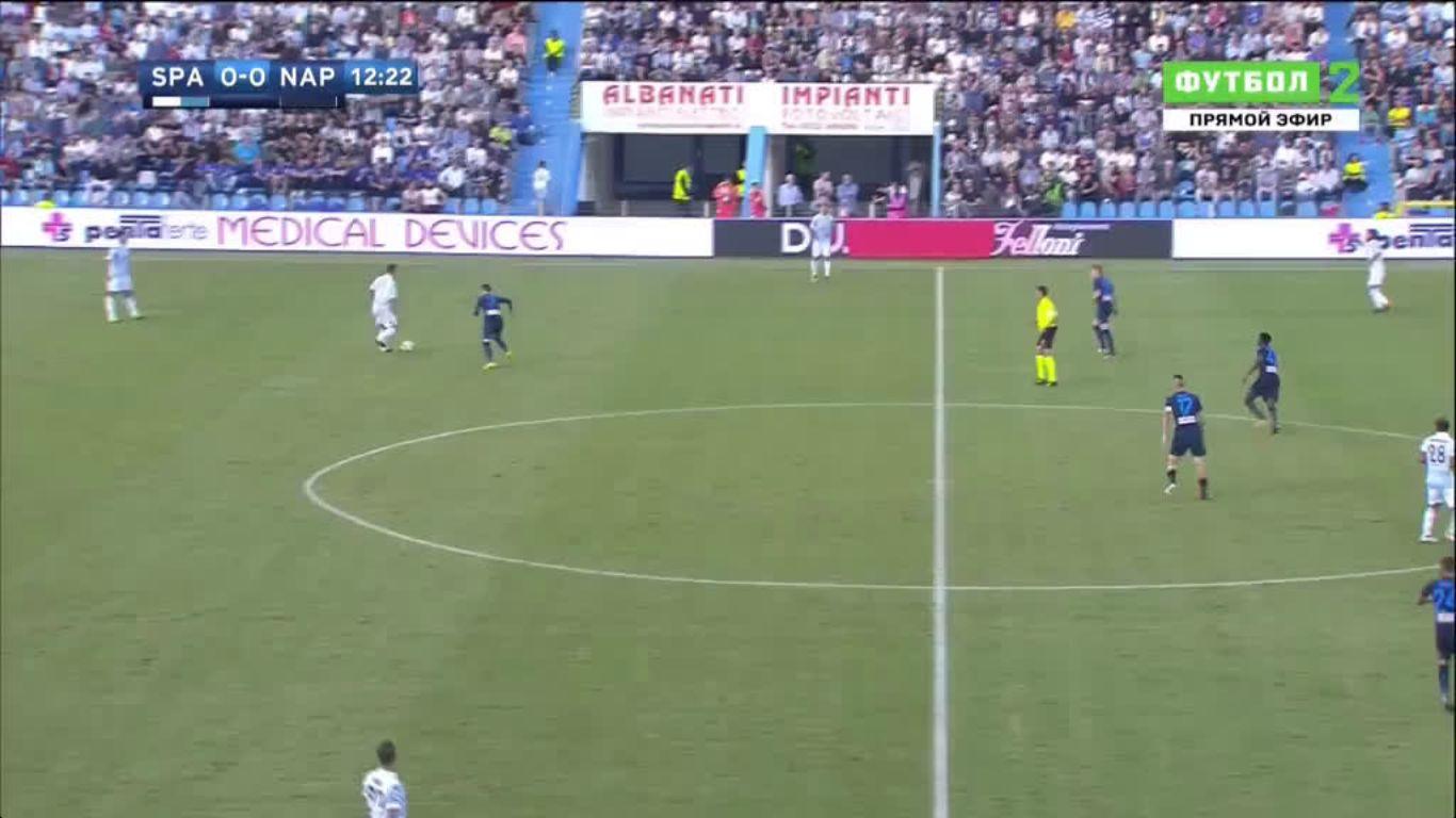 23-09-2017 - SPAL 2013 2-3 SSC Napoli
