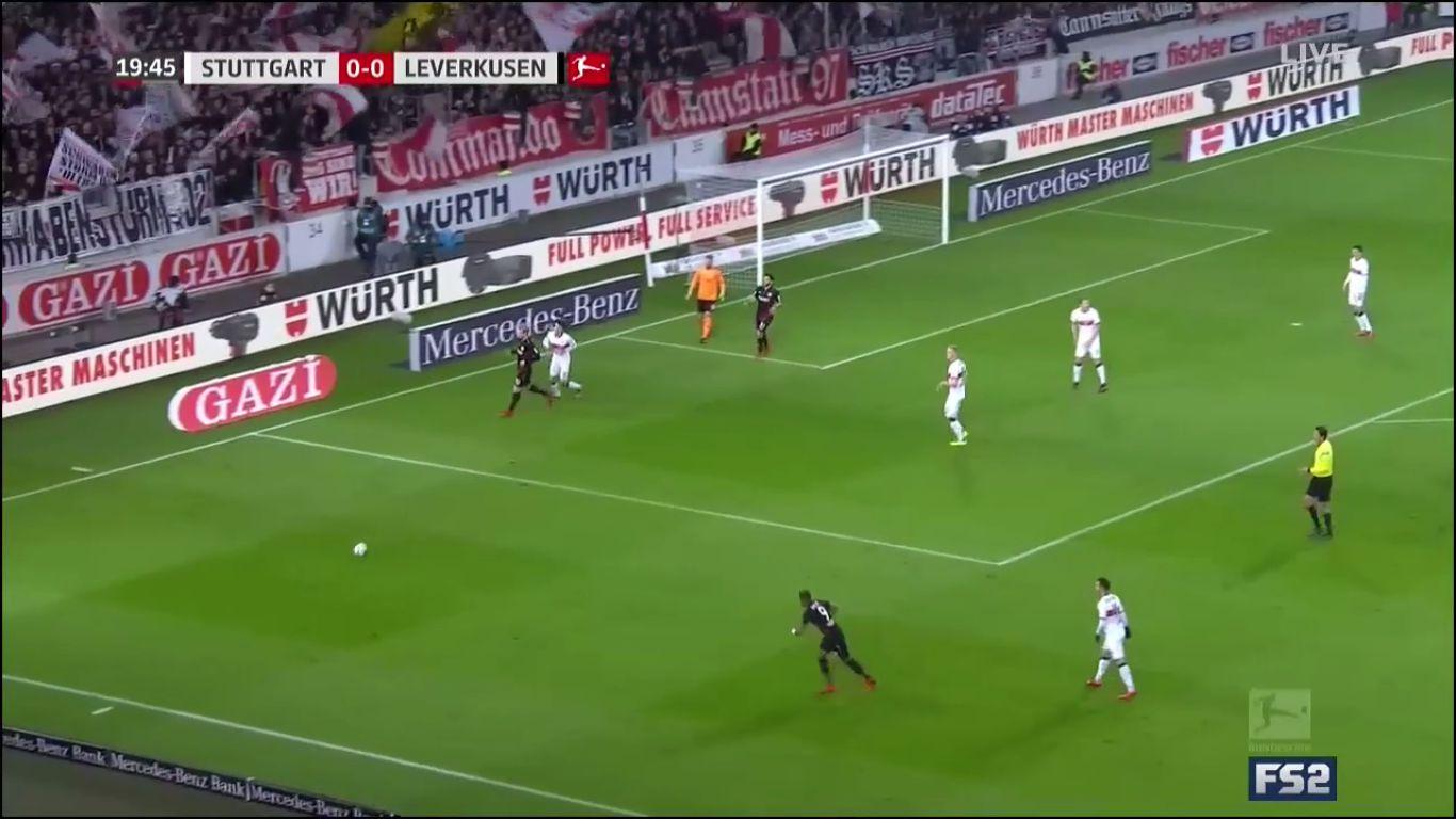 08-12-2017 - VfB Stuttgart 0-2 Bayer Leverkusen
