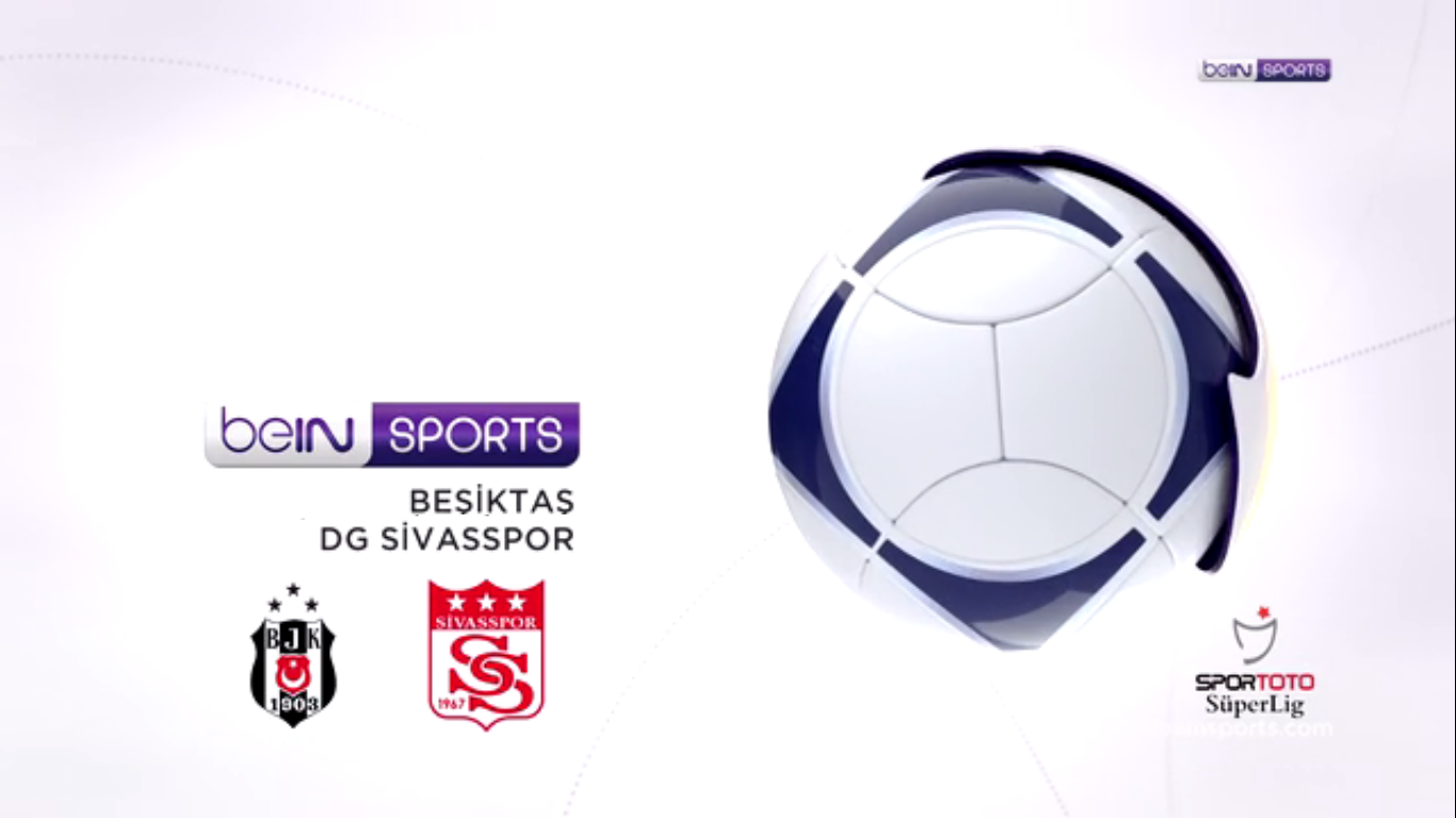 19-05-2018 - Besiktas 5-1 Sivasspor