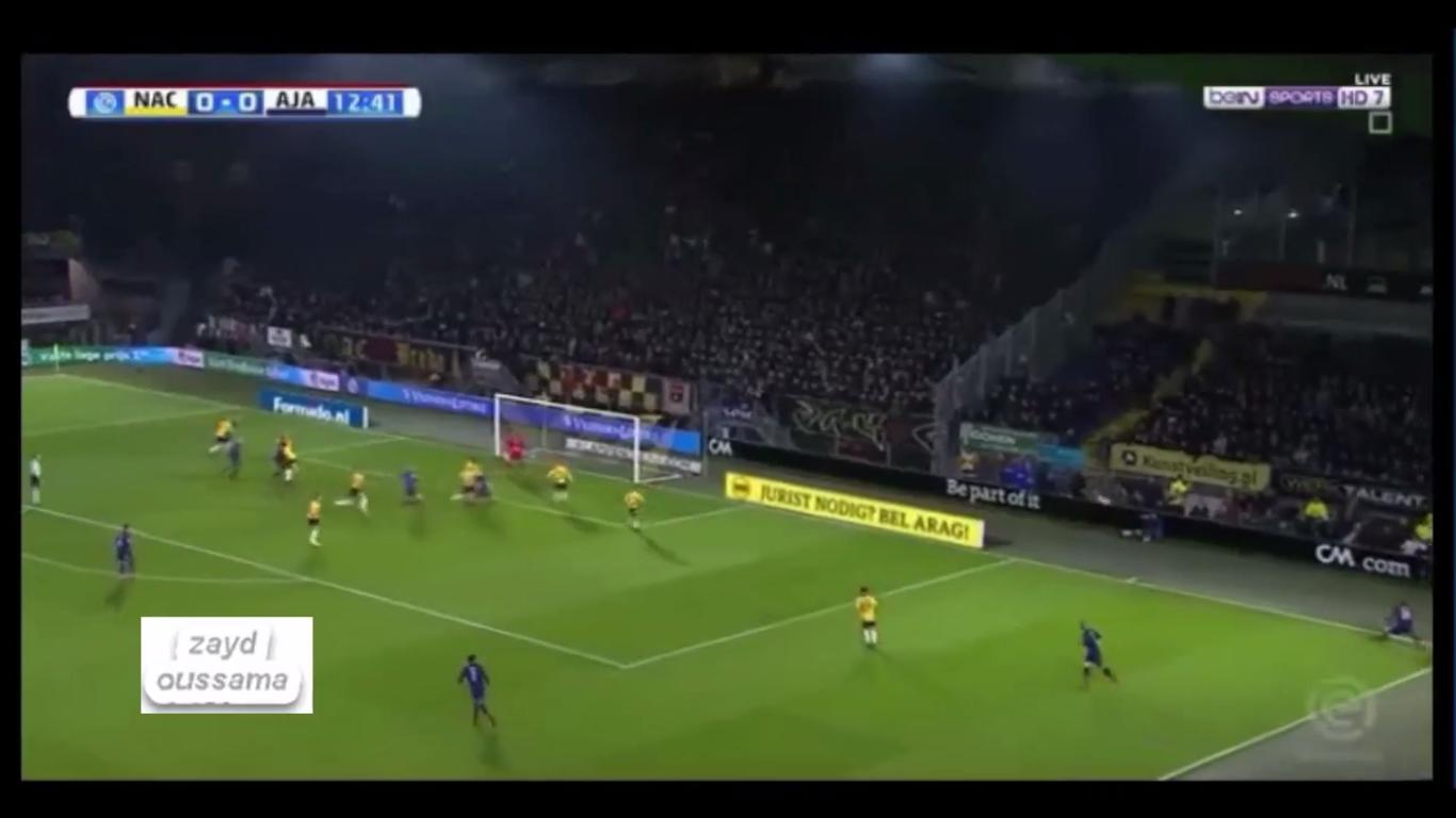 18-11-2017 - NAC Breda 0-8 Ajax