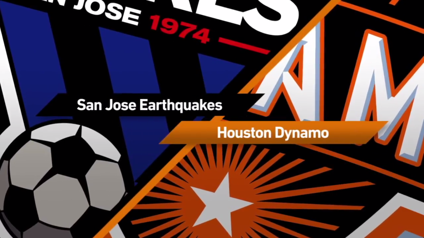 17-09-2017 - San Jose Earthquakes 1-0 Houston Dynamo