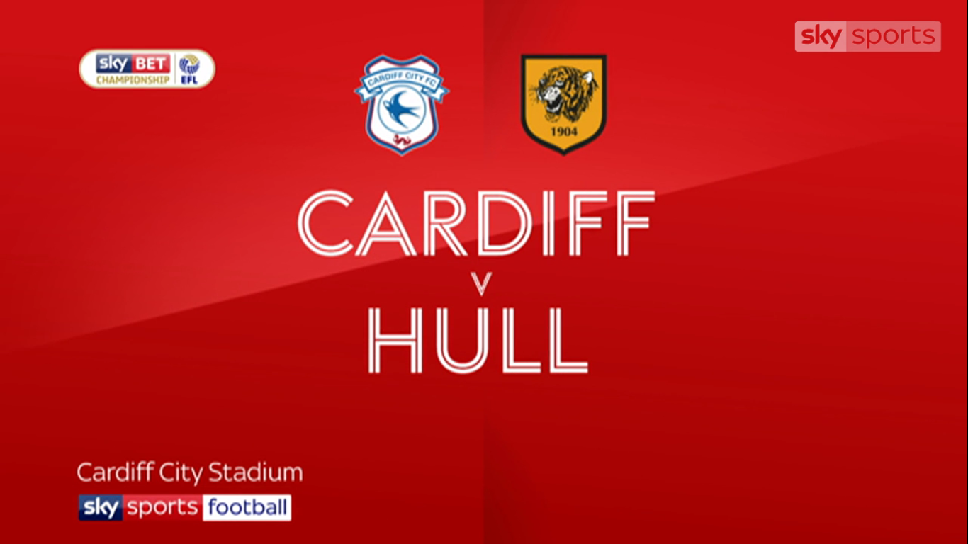 16-12-2017 - Cardiff City 1-0 Hull City (CHAMPIONSHIP)