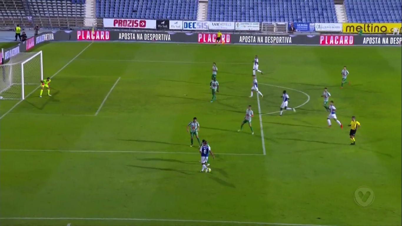 13-10-2017 - Lusitano Ginasio Clube 0-6 FC Porto (TACA DE PORTUGAL)
