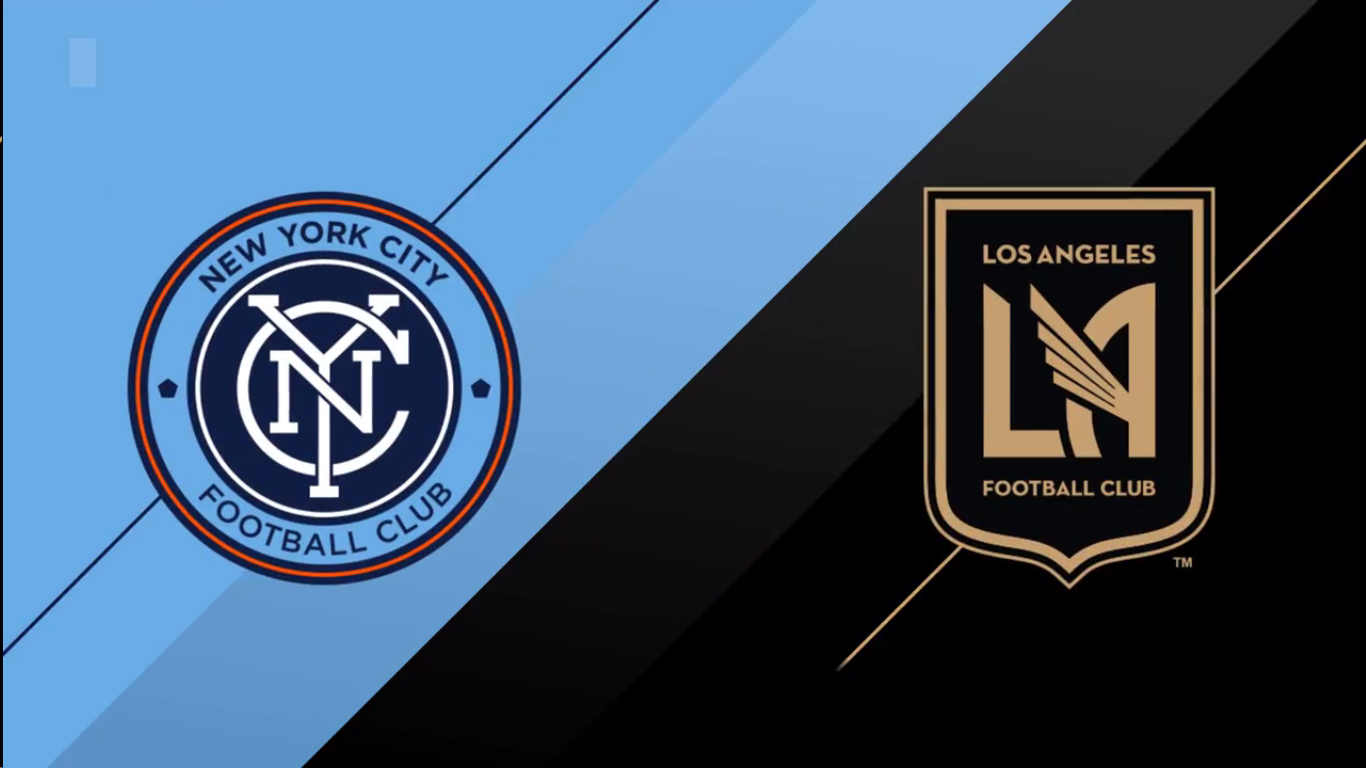 18-03-2019 - New York City FC 2-2 Los Angeles FC
