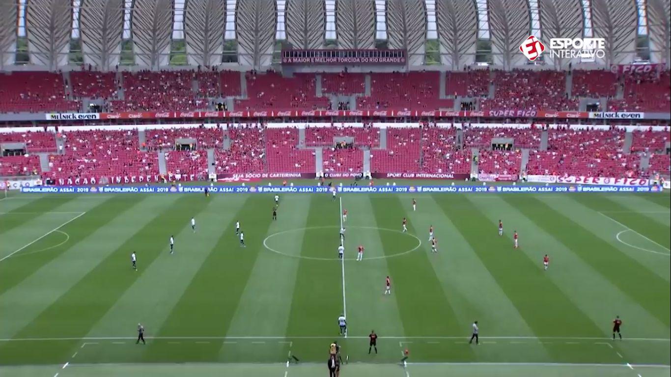 14-10-2019 - Internacional 0-0 Santos FC SP
