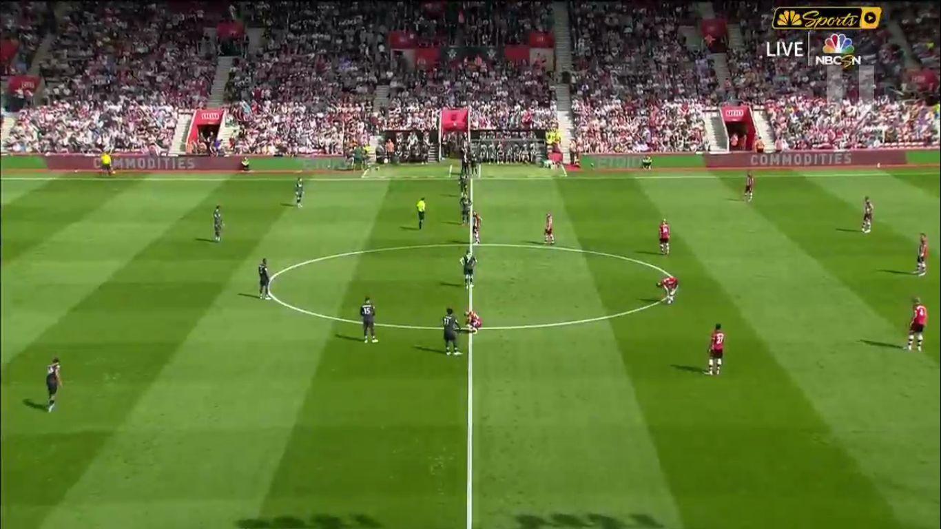17-08-2019 - Southampton 1-2 Liverpool