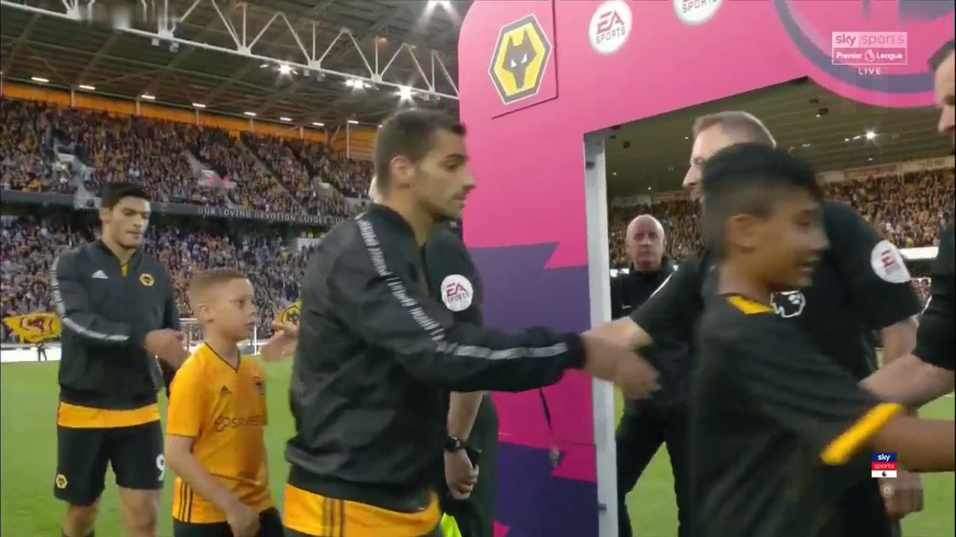 19-08-2019 - Wolverhampton Wanderers 1-1 Manchester United