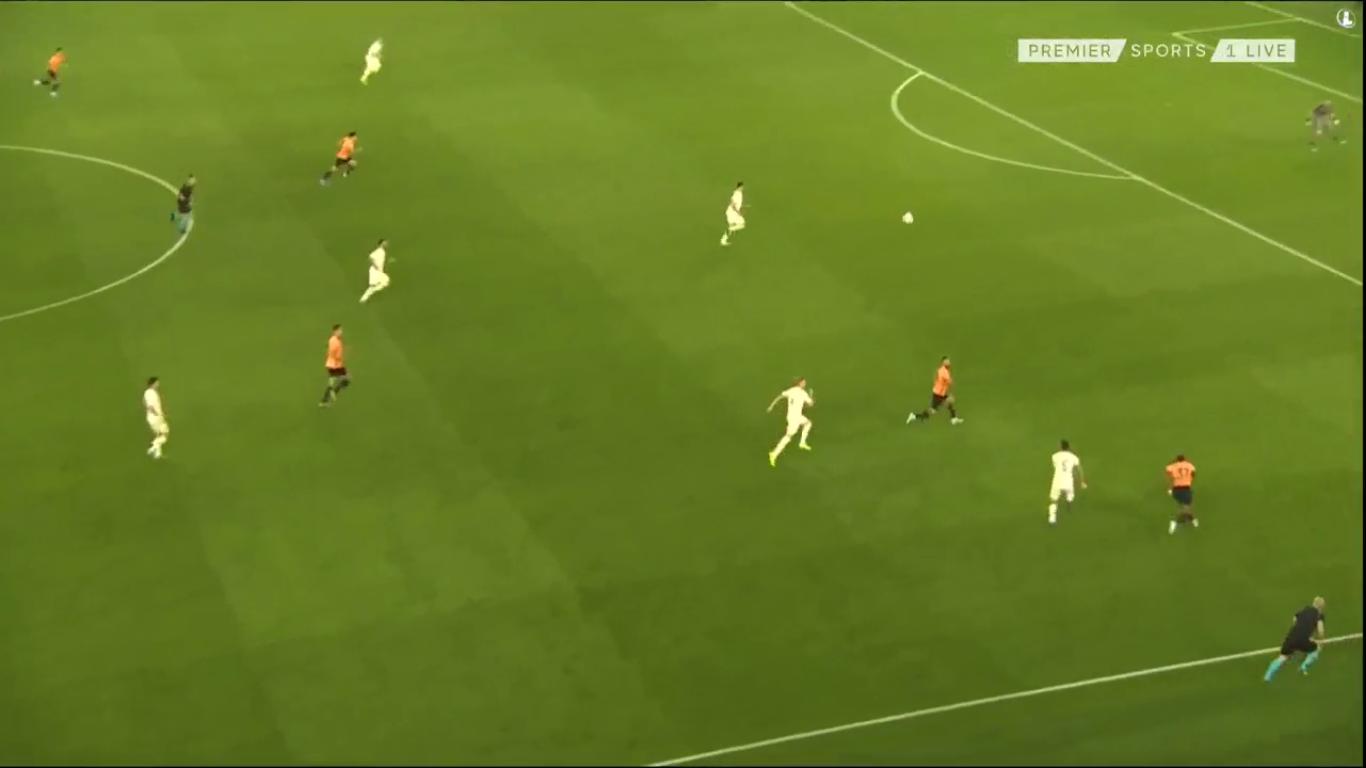 15-08-2019 - Wolverhampton Wanderers 4-0 Pyunik (EUROPA LEAGUE QUALIF.)