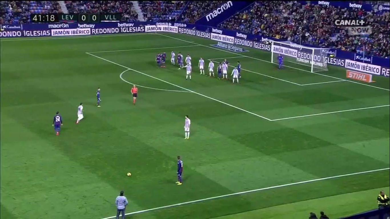 20-01-2019 - Levante 2-0 Real Valladolid