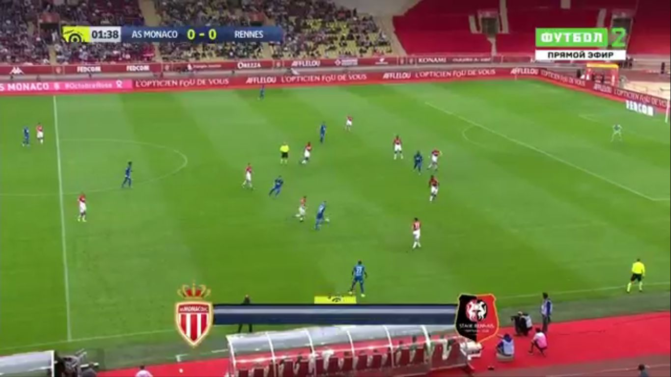 20-10-2019 - Monaco 3-2 Rennes