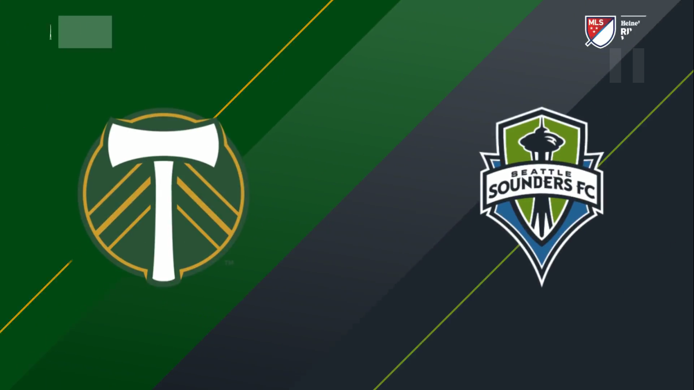 24-08-2019 - Portland Timbers 1-2 Seattle Sounders FC