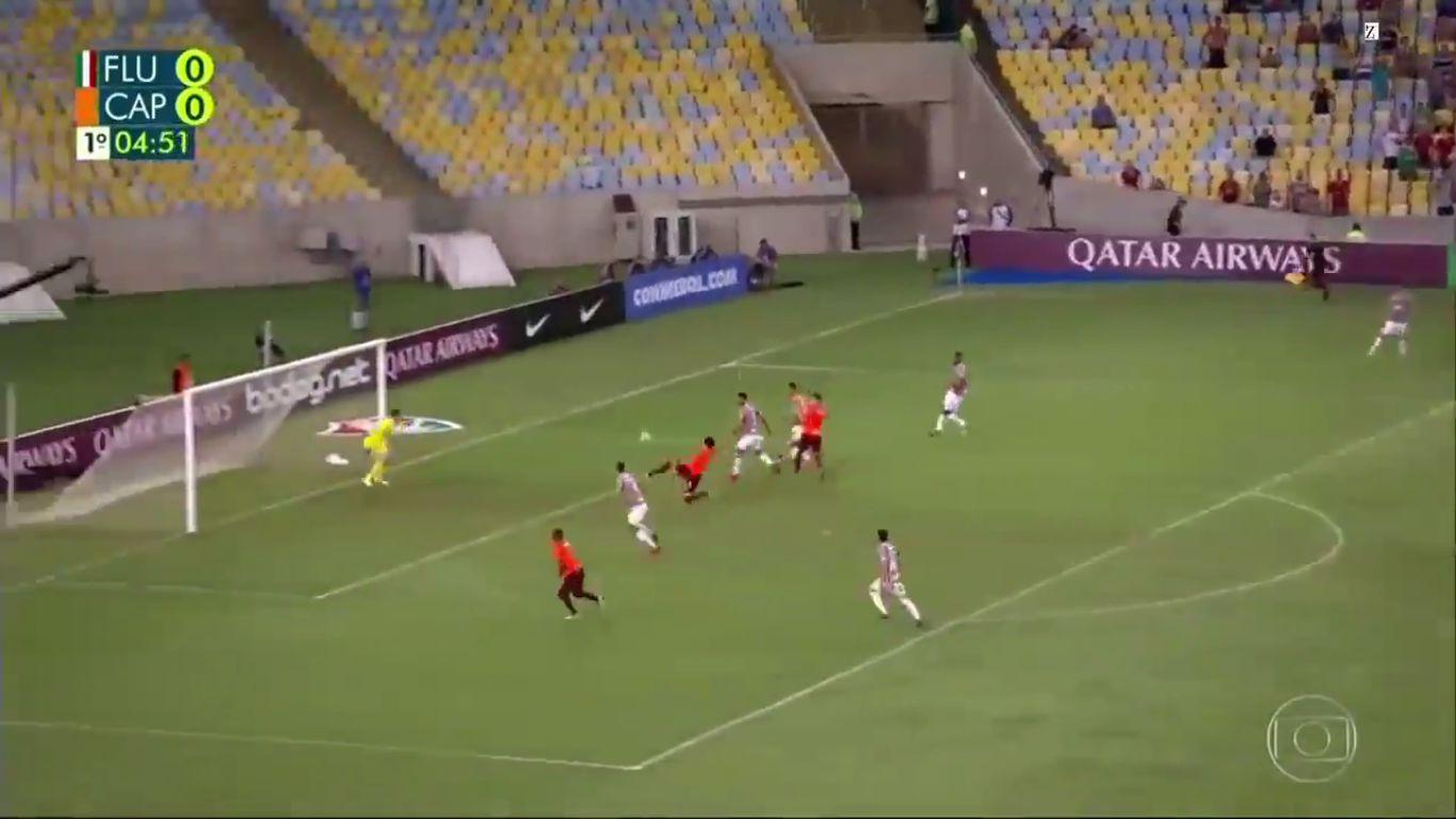 29-11-2018 - Fluminense 0-2 Atletico PR (COPA SUDAMERICANA)