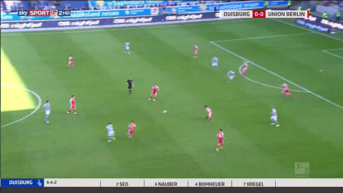 16-02-2019 - MSV Duisburg 2-3 1. FC Union Berlin (2. BUNDESLIGA)