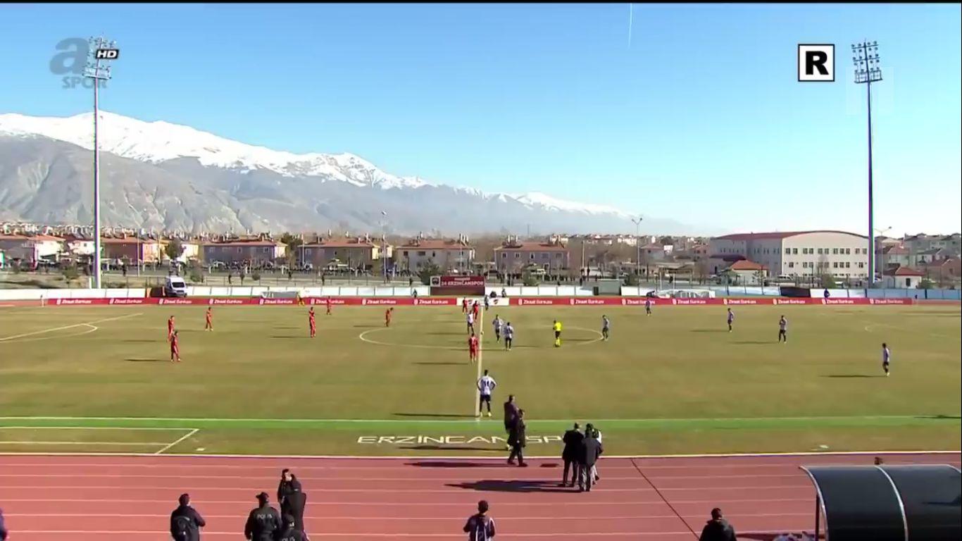 18-12-2019 - 24erzincanspor 2-0 Besiktas (ZIRAAT CUP)