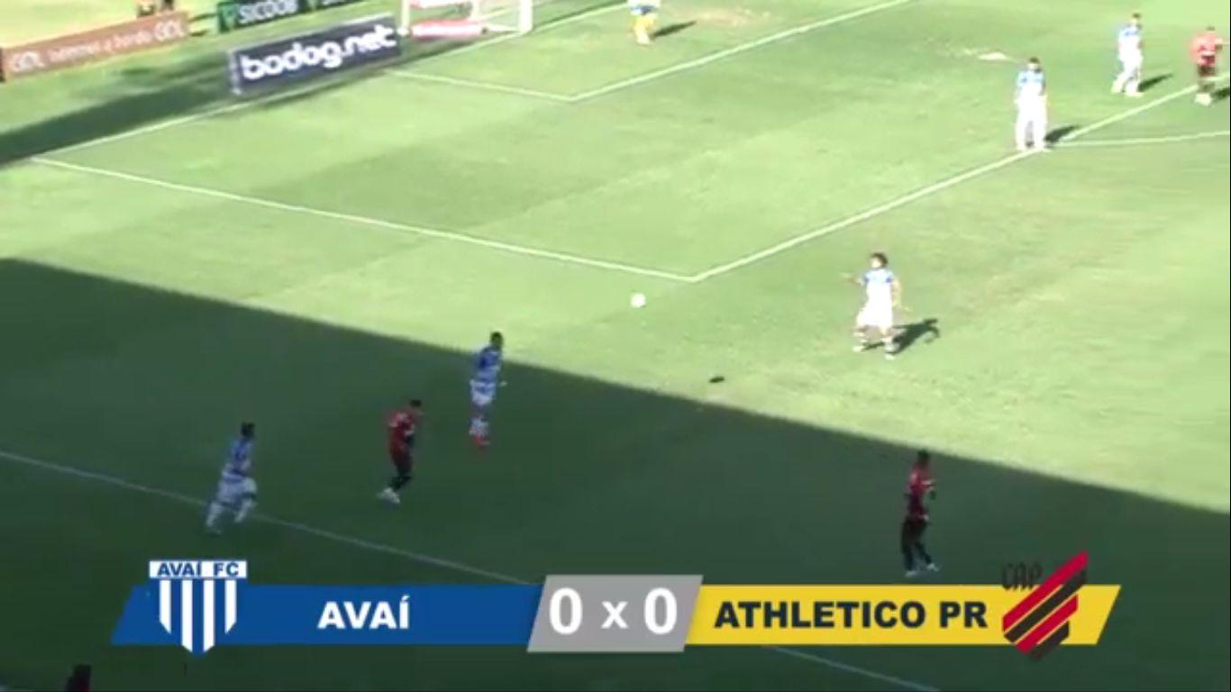 09-12-2019 - Avai FC SC 0-0 CA Paranaense PR