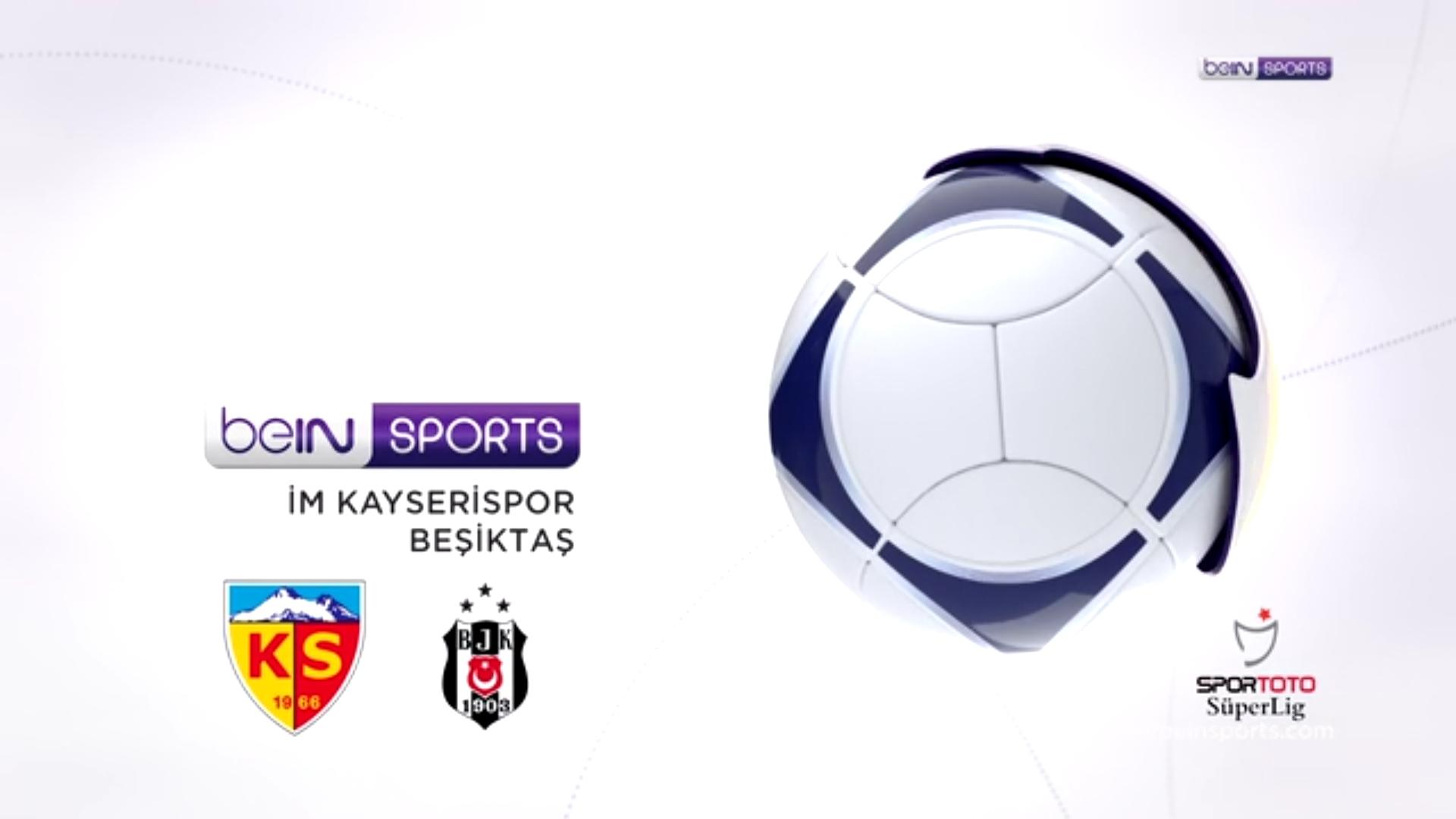 02-03-2019 - Kayserispor 2-2 Besiktas