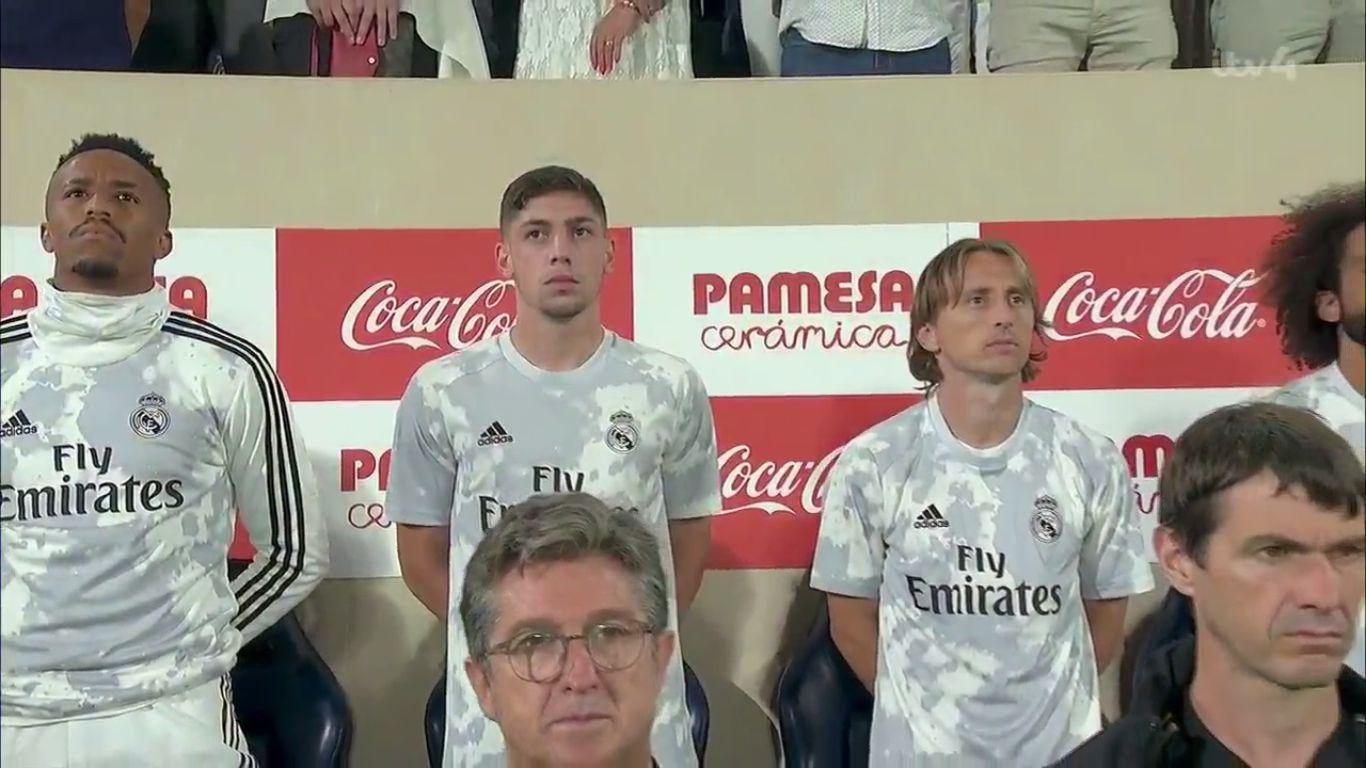 01-09-2019 - Villarreal 2-2 Real Madrid