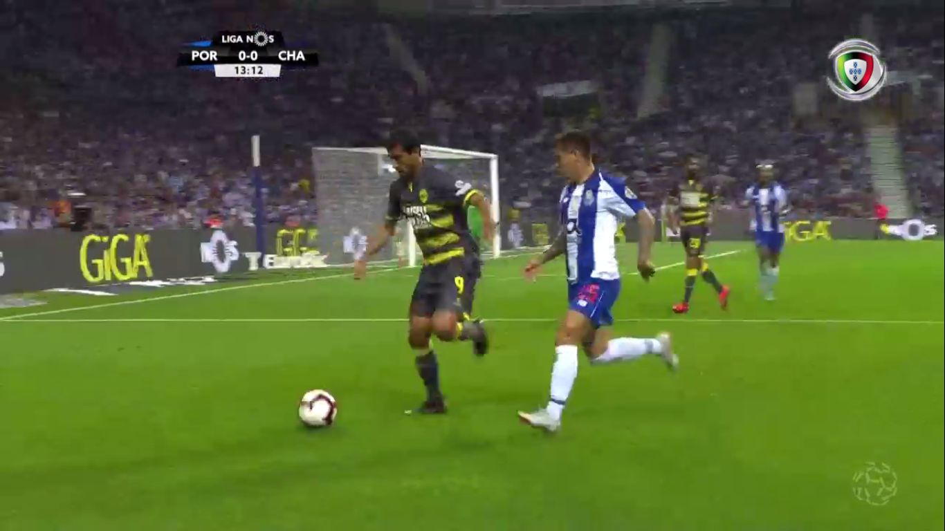 11-08-2018 - FC Porto 5-0 Chaves