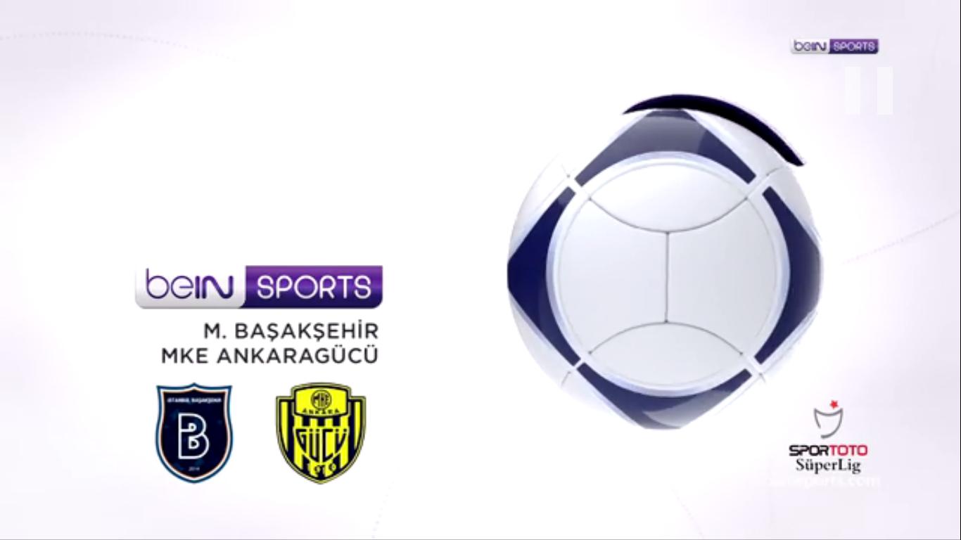 12-05-2019 - Istanbul Basaksehir 2-1 Ankaragucu