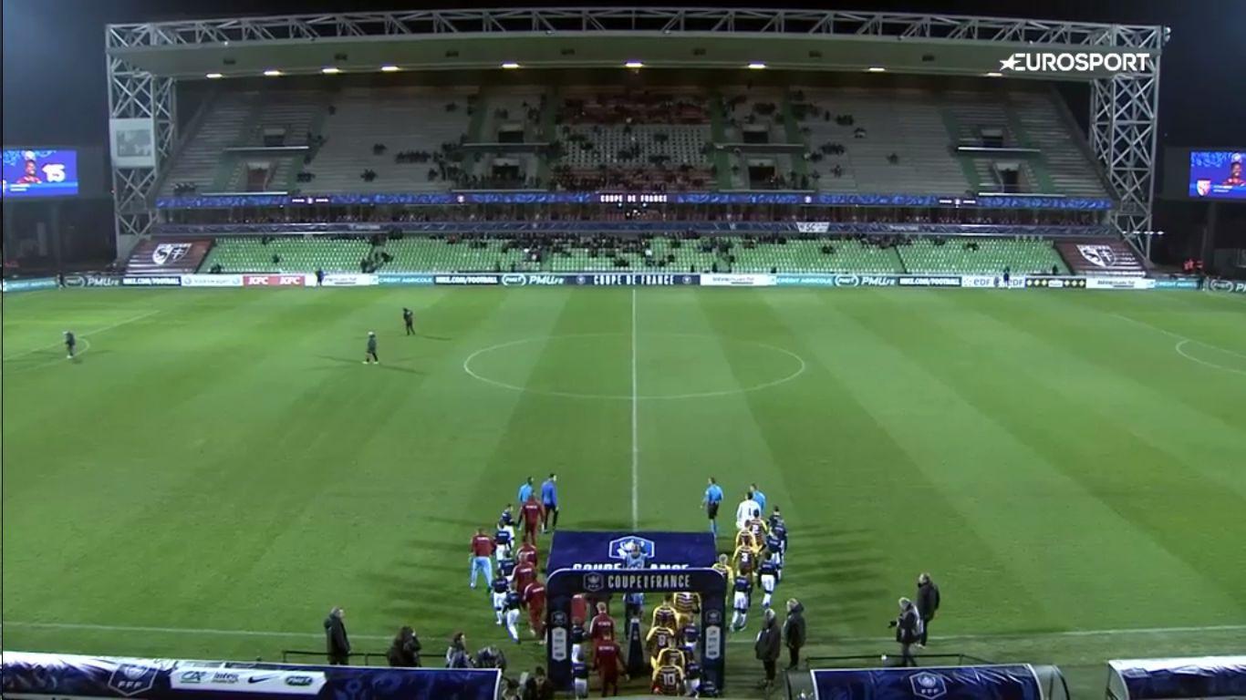 05-02-2019 - Metz 0-1 Orleans (COUP DE FRANCE)