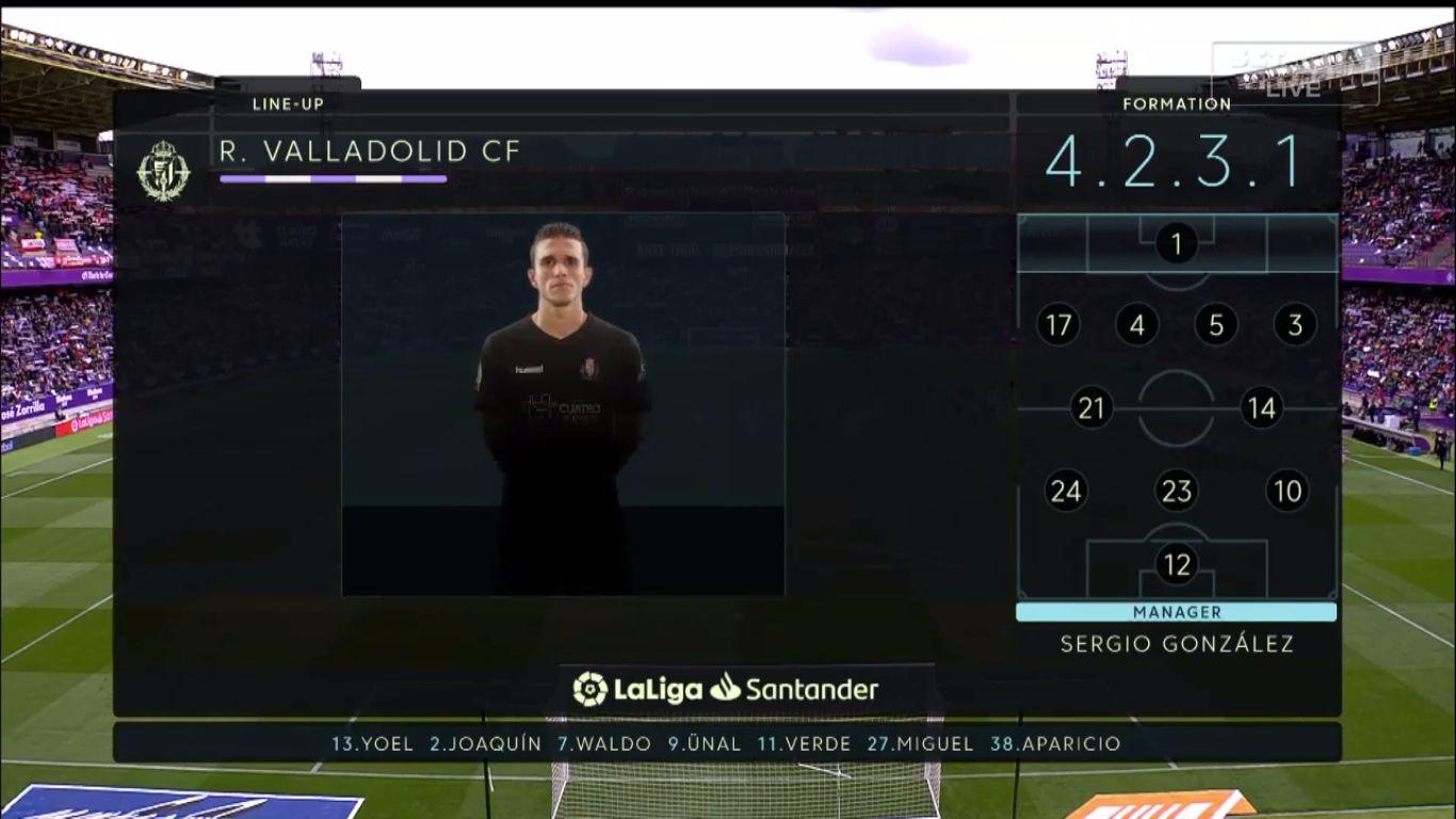 07-04-2019 - Real Valladolid 0-2 Sevilla