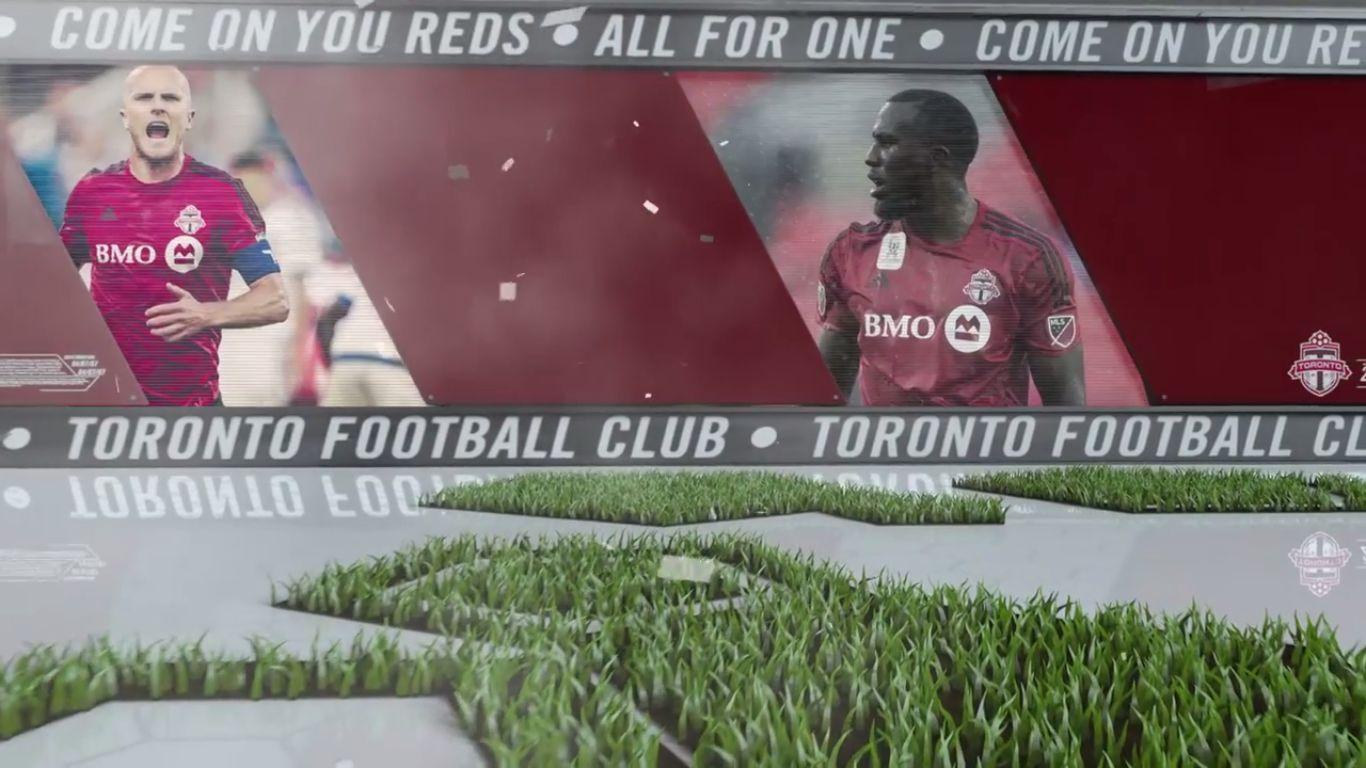 14-03-2018 - Tigres 3-2 Toronto FC (CONCACAF CHAMPIONS LEAGUE)