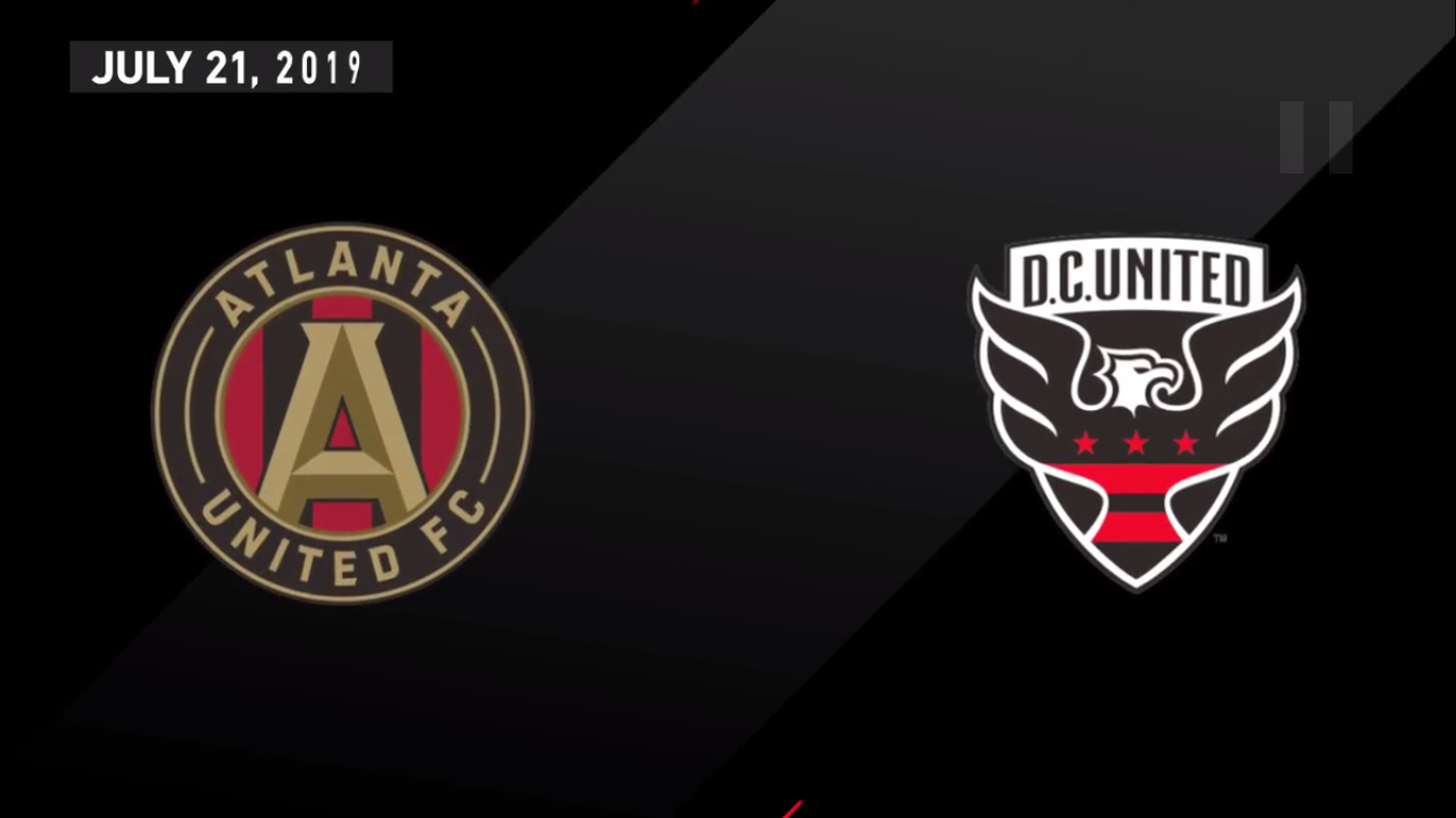 21-07-2019 - Atlanta United Fc 2-0 DC United