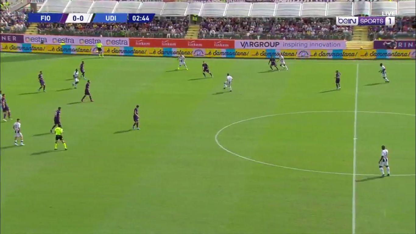 06-10-2019 - Fiorentina 1-0 Udinese