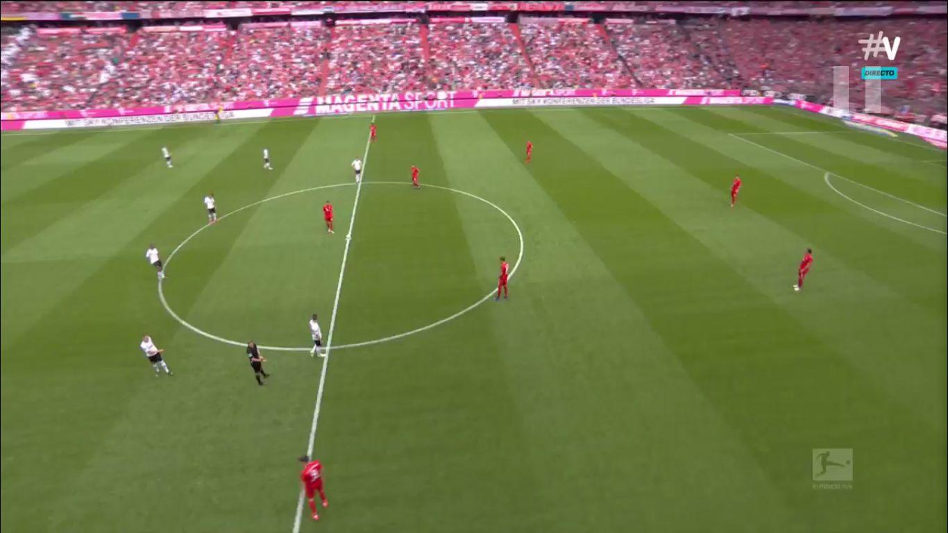 18-05-2019 - FC Bayern Munchen 5-1 Eintracht Frankfurt