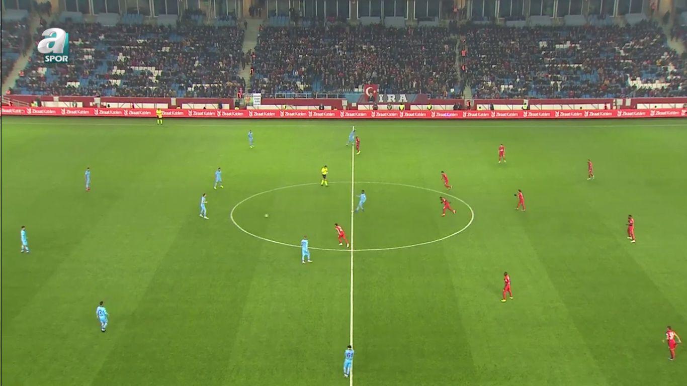 05-02-2019 - Trabzonspor 0-0 Umraniyespor (ZIRAAT CUP)