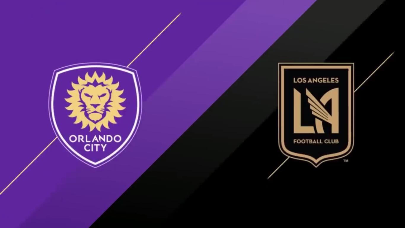 08-09-2019 - Orlando City 2-2 Los Angeles FC