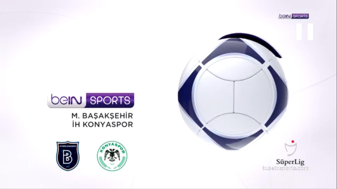 16-12-2019 - Istanbul Basaksehir 1-1 Konyaspor