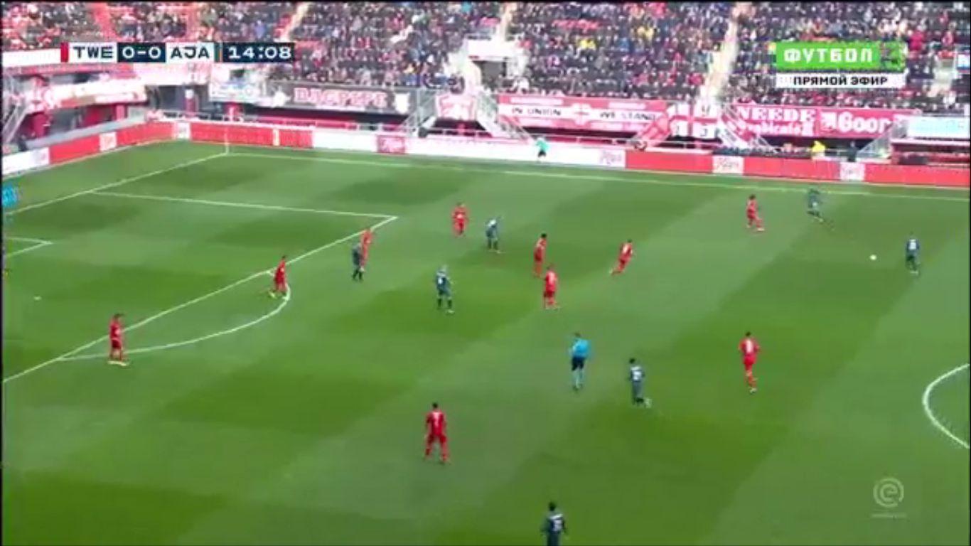 01-12-2019 - FC Twente 2-5 Ajax Amsterdam