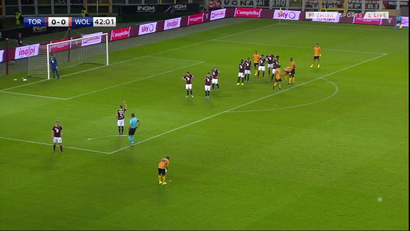 22-08-2019 - Torino 2-3 Wolverhampton Wanderers (EUROPA LEAGUE QUALIF.)