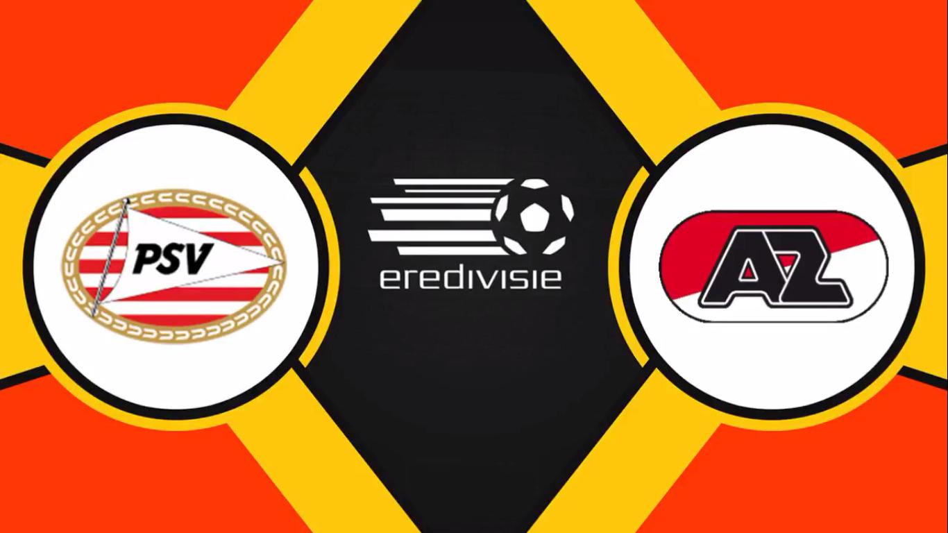 27-10-2019 - PSV Eindhoven 0-4 AZ Alkmaar