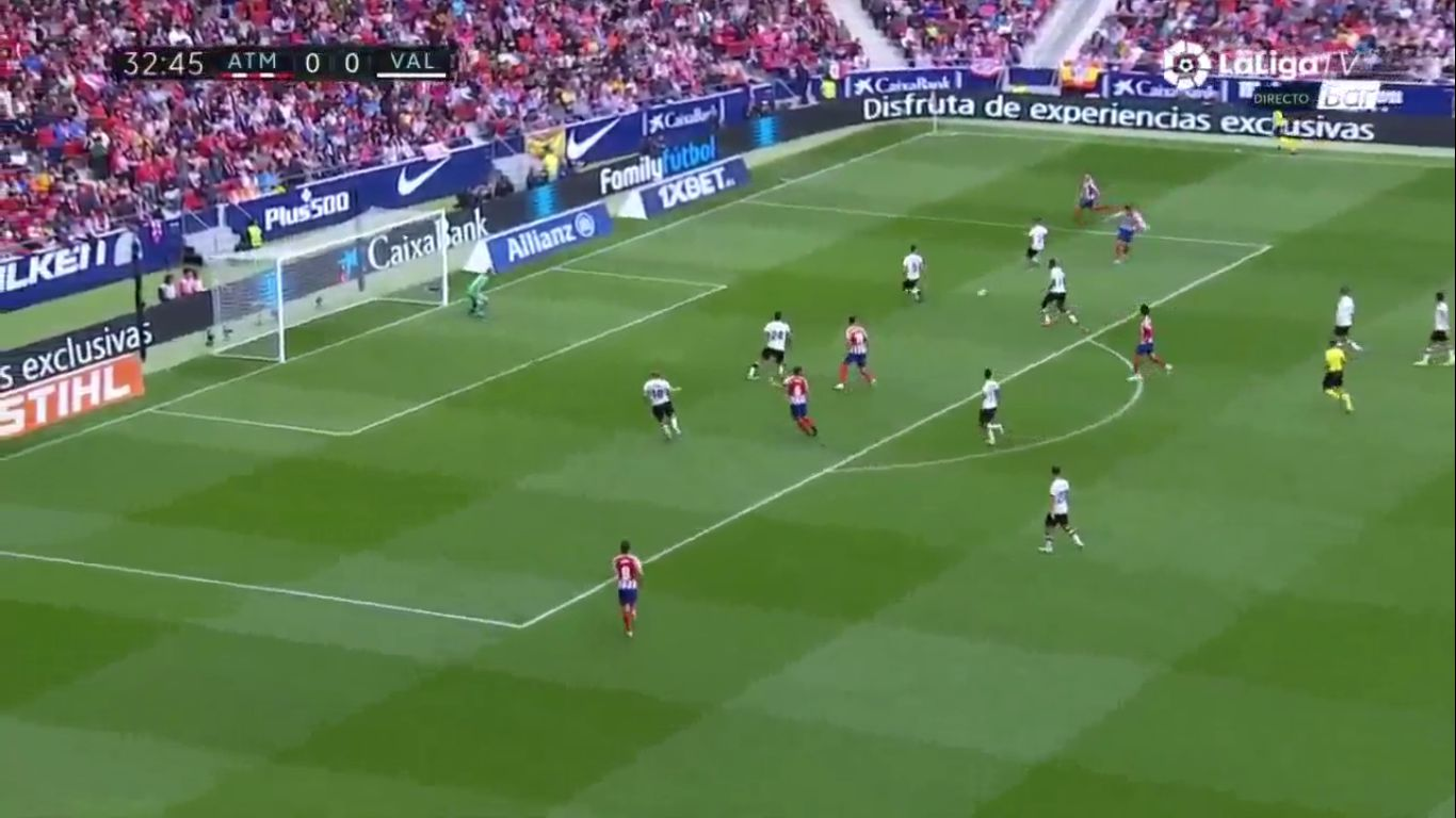 19-10-2019 - Atletico Madrid 1-1 Valencia