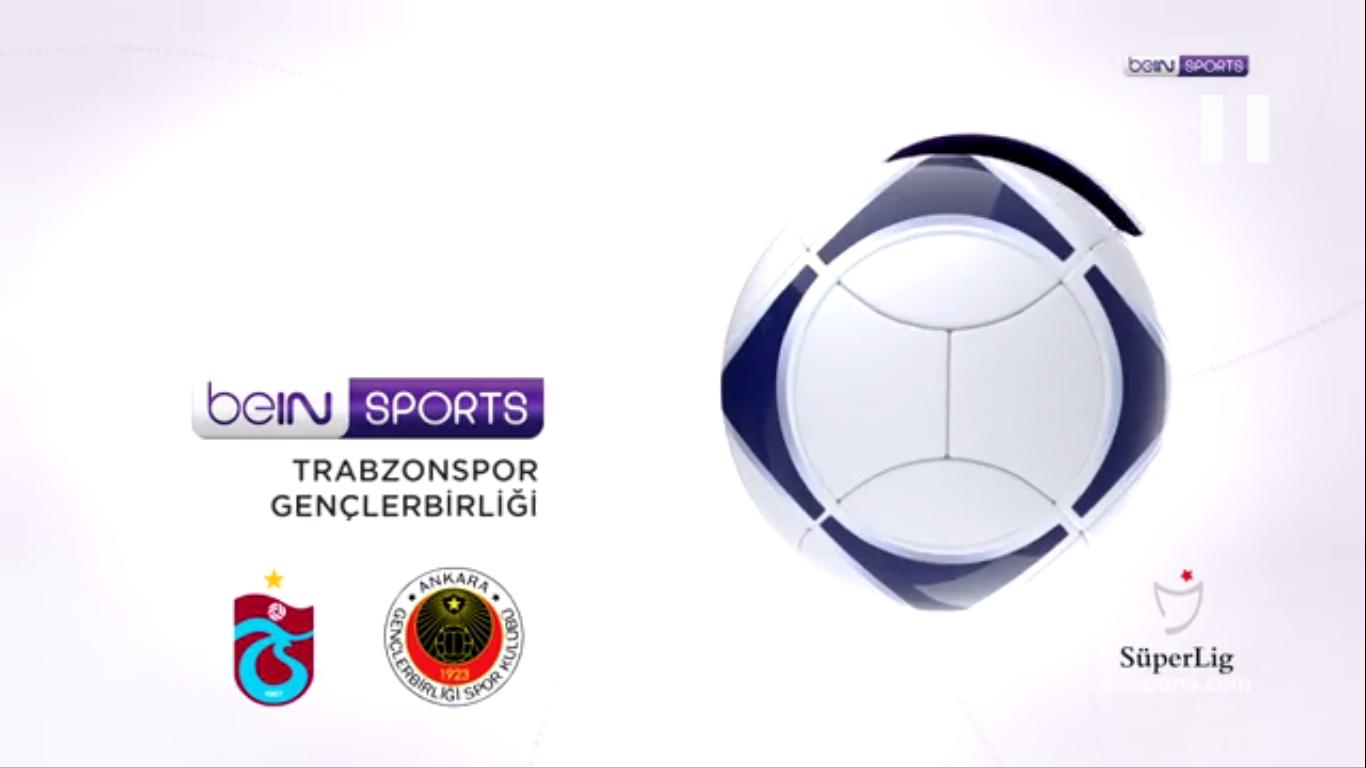 15-09-2019 - Trabzonspor 2-2 Genclerbirligi