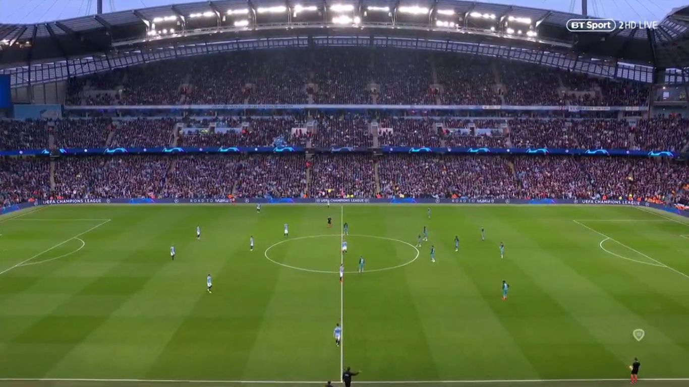 17-04-2019 - Manchester City 4-3 Tottenham Hotspur (CHAMPIONS LEAGUE)