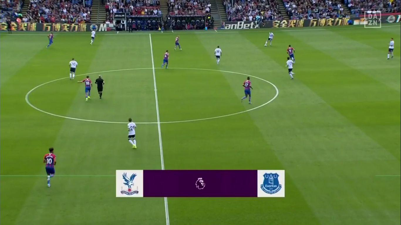 10-08-2019 - Crystal Palace 0-0 Everton
