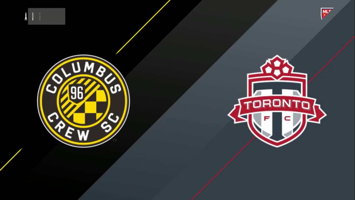 18-08-2019 - Columbus Crew 2-2 Toronto FC