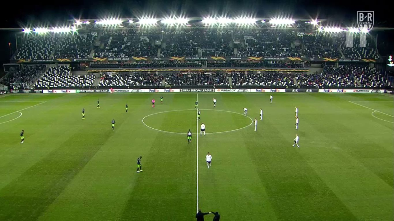 07-11-2019 - Rosenborg 0-2 Sporting CP (EUROPA LEAGUE)