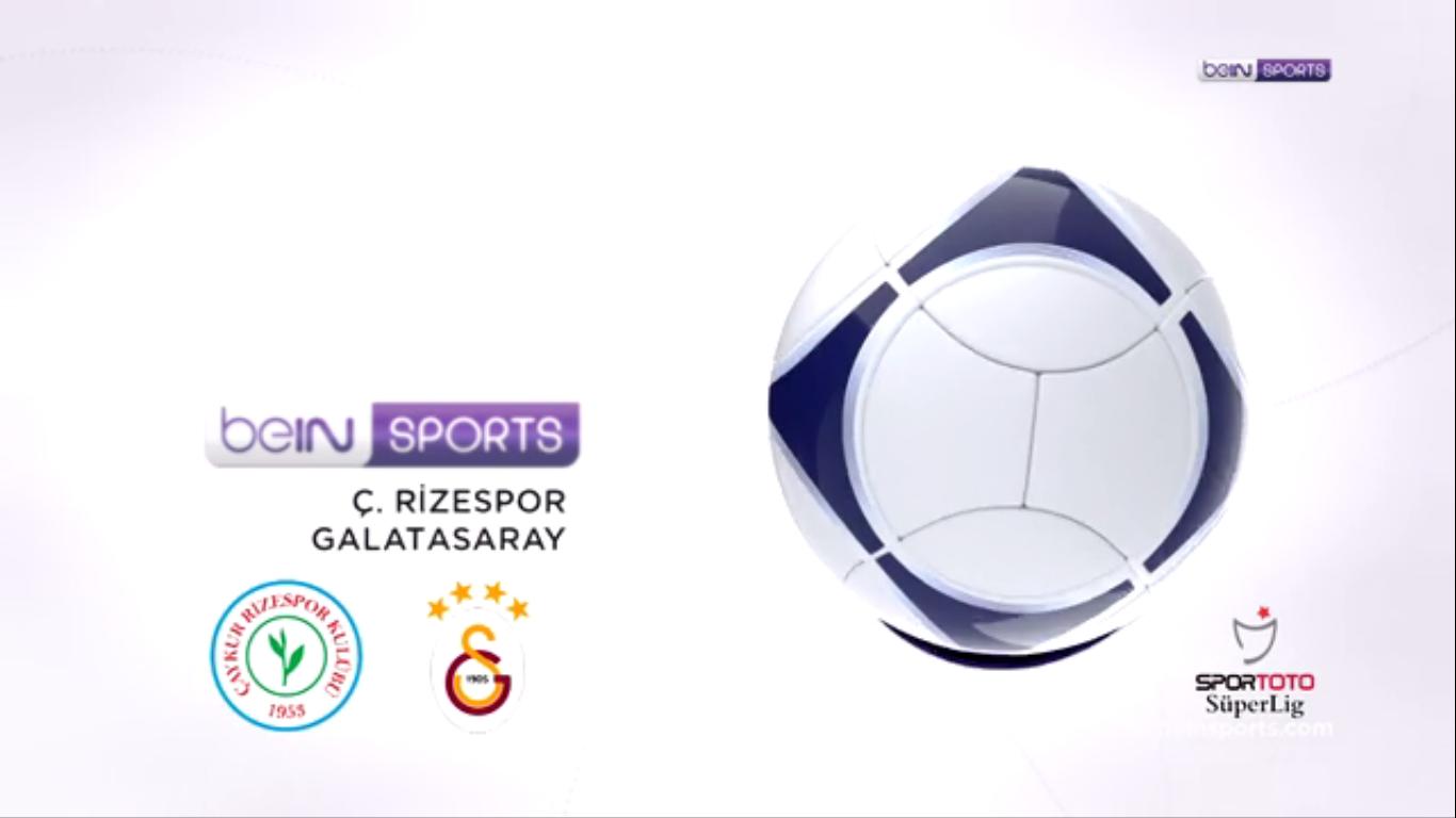 11-05-2019 - Rizespor 2-3 Galatasaray