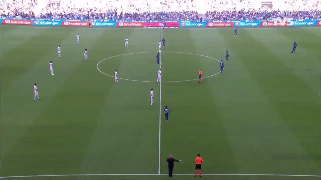 10-08-2019 - Marseille 0-2 Reims