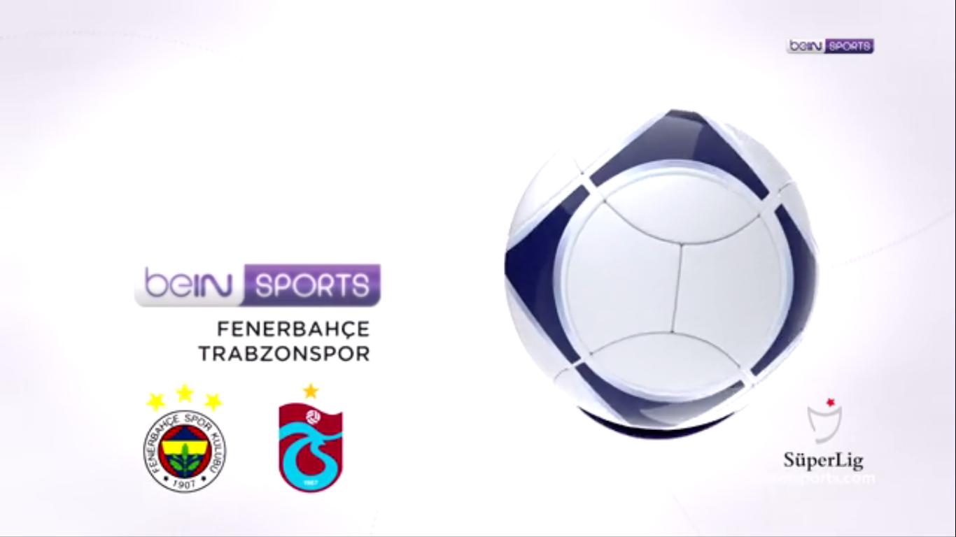 01-09-2019 - Fenerbahce 1-1 Trabzonspor