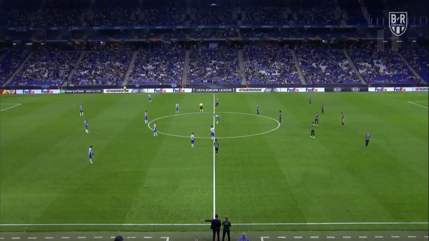 19-09-2019 - RCD Espanyol 1-1 Ferencvaros (EUROPA LEAGUE)